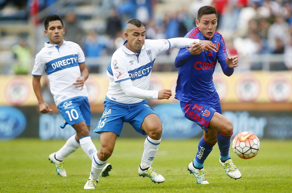 Universidad Catolica v U de Chile  - Campeonato Clausura 2016