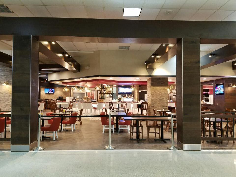 Where To Eat At George Bush Intercontinental Airport Iah