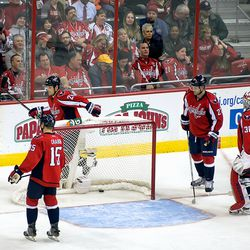 Capitals React to Another Goal Against