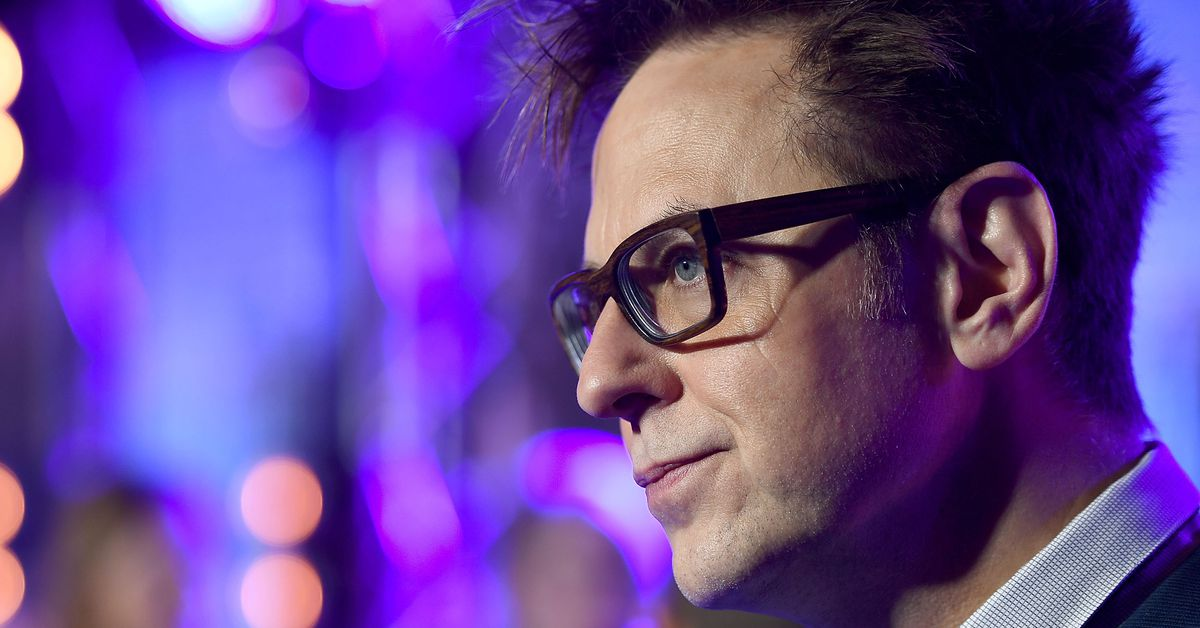 Disney rehires James Gunn to direct Guardians of the Galaxy 3