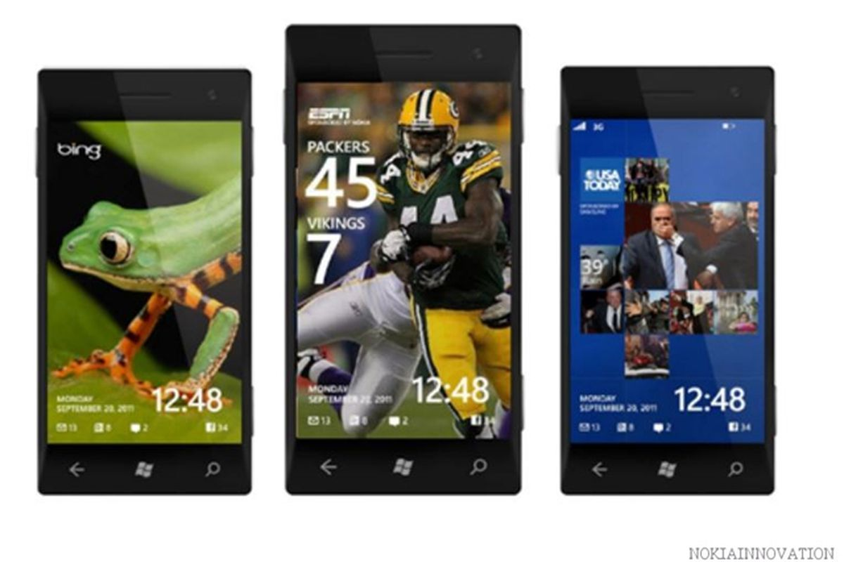 Live Wallpaper Lock Screen Support Rumored For Windows Phone 8 The