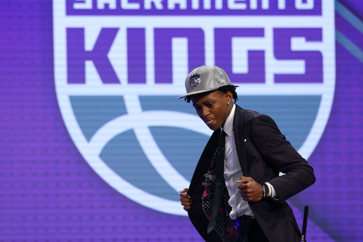 De Aaron Fox would have gone No 1 if Kings had top pick in NBA