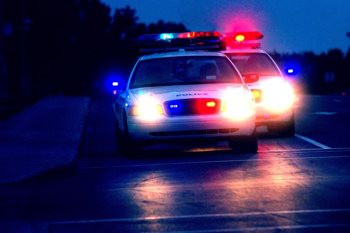 Police are investigating a crash on the border of Bountiful and Woods Cross that killed a motorcyclist Wednesday night.