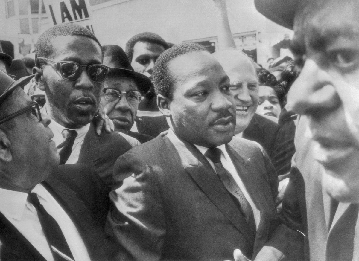 MLK's final fight in Memphis - Vox