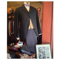 """<a href=""""http://instagram.com/briarvintage"""">@briarvintage</a>: In search of a vintage Pendleton blazer or a pair of deadstock jodhpurs? Old City's <a href=""""http://philly.racked.com/places/briar-vintage"""">Briar Vintage</a> is your best bet, especially with"""