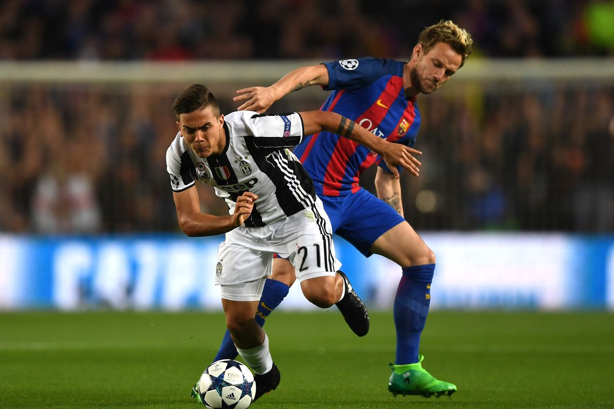 Juventus Vs Barcelona Live Stream Game Time Tv Schedule How To Watch Champions League Black White Read All Over