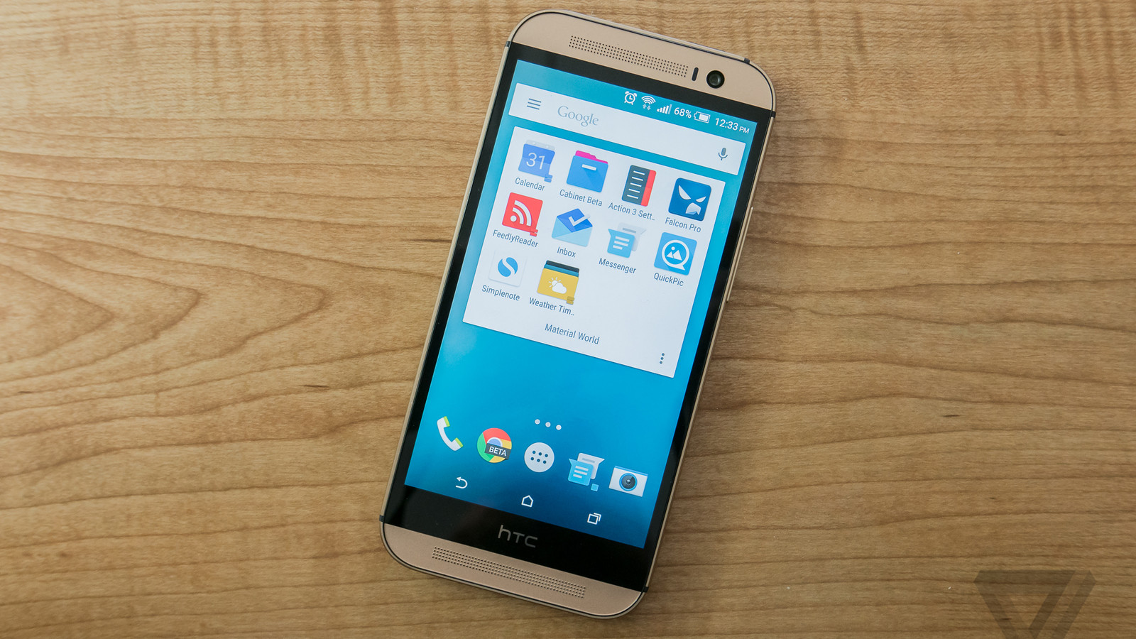 10 material design android apps you should be using right now
