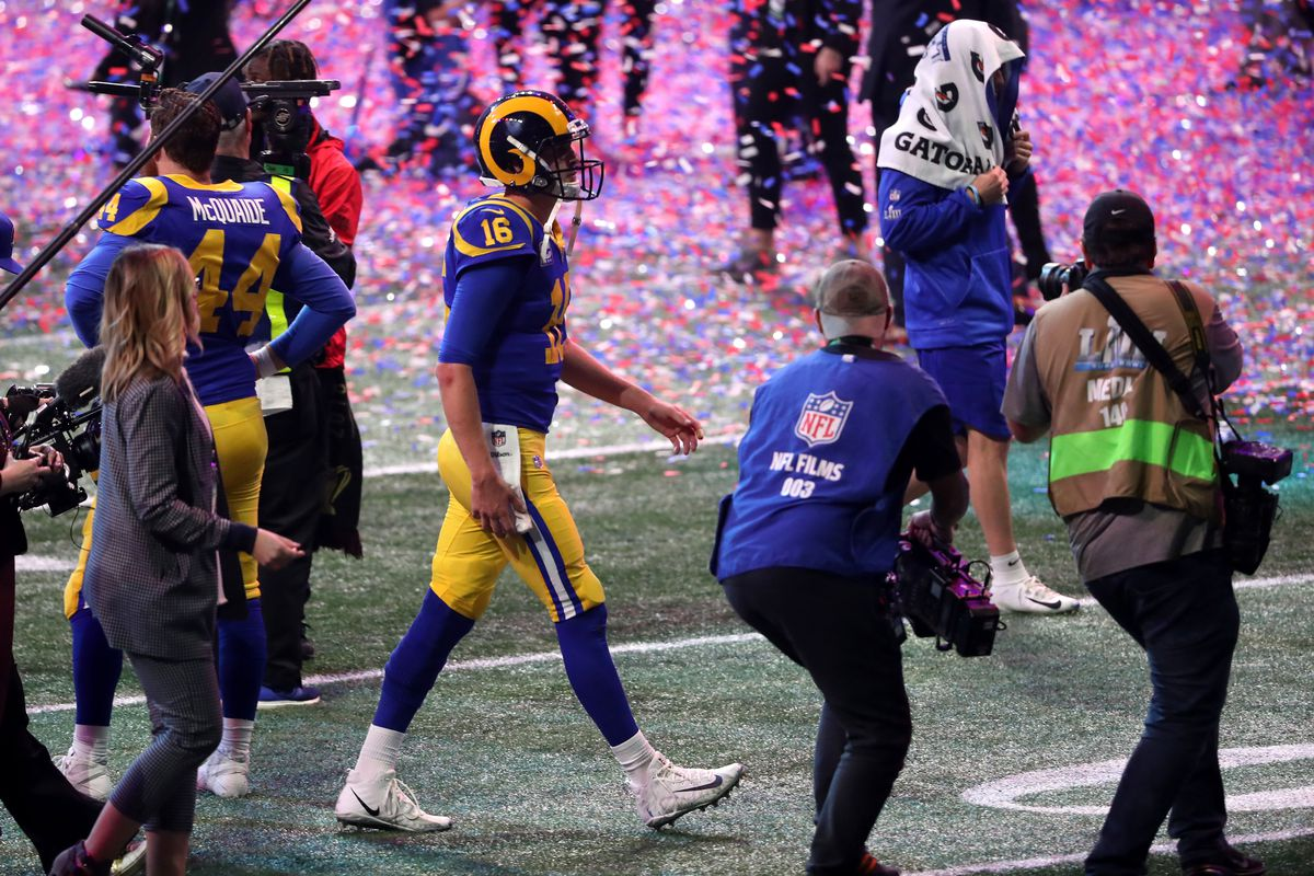Rams  embarrassing Super Bowl 53 loss doesn t mean their story is ... ce01ee1f2