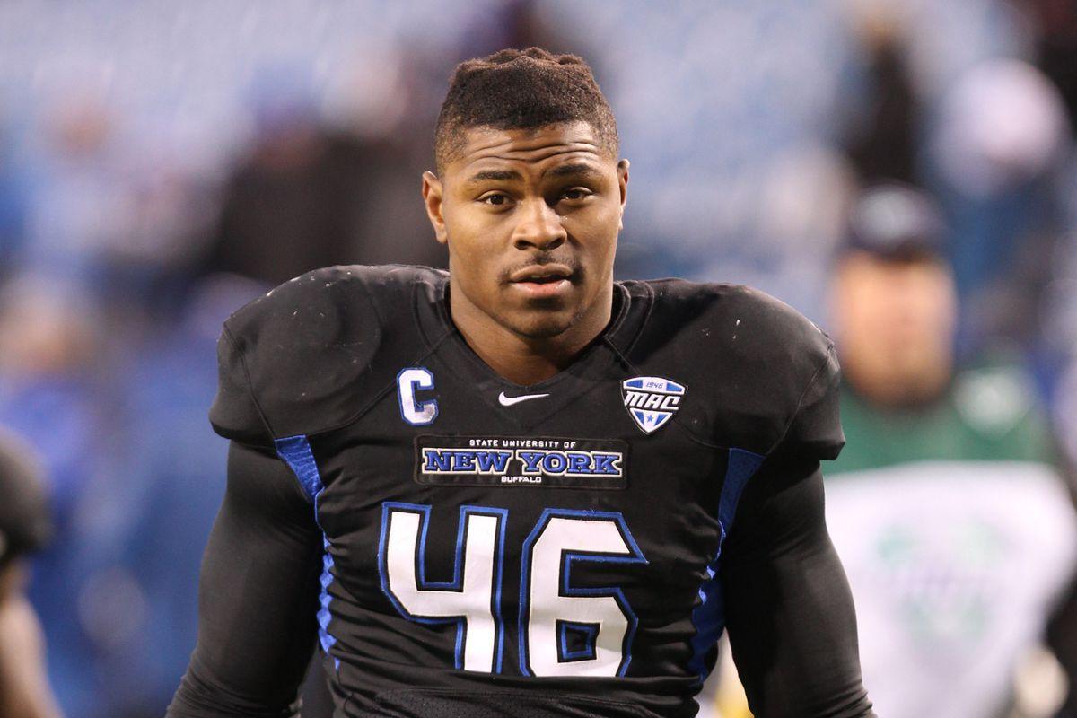 first rate 35e72 02f1a 2014 NFL Draft: Khalil Mack, Buffalo DE/OLB, Scouting Report ...