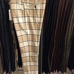 Mr. Turk men's pants, $45