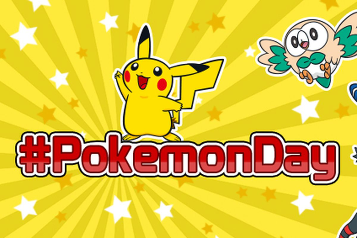 Heres Everything To Do On Pokemon Day