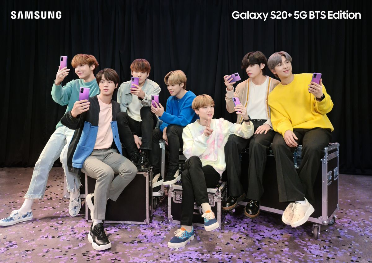 Samsung Galaxy S20+ BTS Edition And Galaxy Buds+ Now Official, Priced At RM4,399 And RM899 Respectively 7