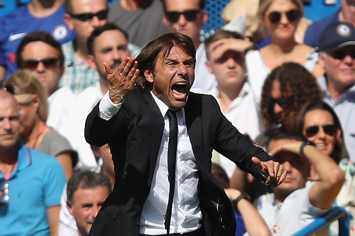 Conte reveals the 'only negative' aspect in Chelsea's win over Everton