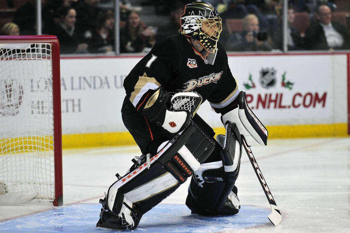 Despite his detractors, Jonas Hiller has earned a lofty spot in Anaheim hockey lore