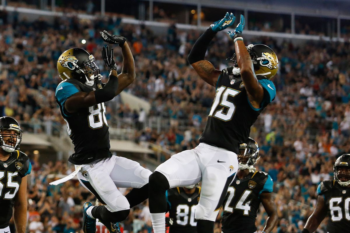 Where should you be drafting Jaguars players in fantasy football ...