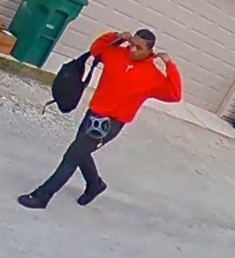 Police released surveillance images of the person wanted for sexually assaulting a girl Sept. 9, 2019, in the 7800 block of Central Avenue in Burbank.