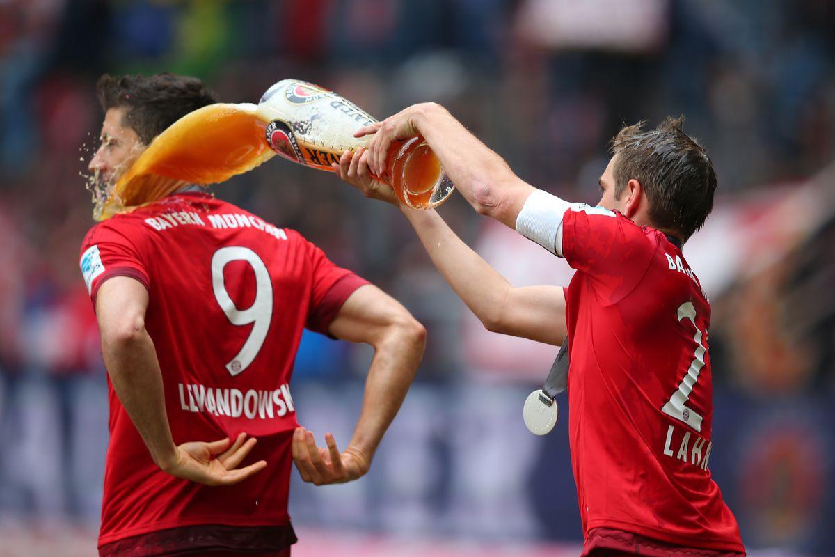Soccer - Bundesliga - Bayern Munchen vs. Mainz 05