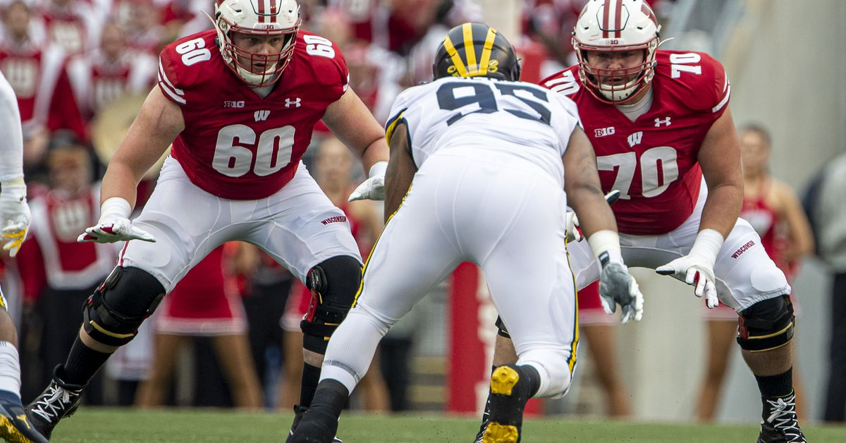 Wisconsin Badgers football 2020 review/2021 preview: offensive line - Bucky's 5th Quarter