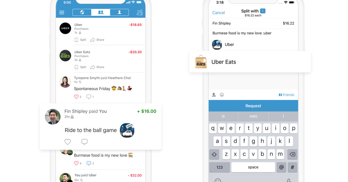 What Can You Pay For With Venmo Food