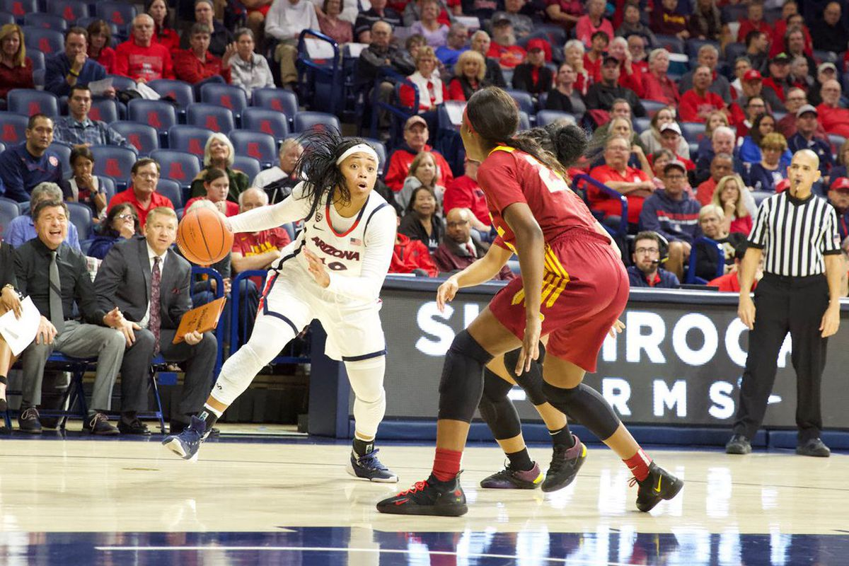 Arizona women's basketball to open Pac-12 tournament vs ...