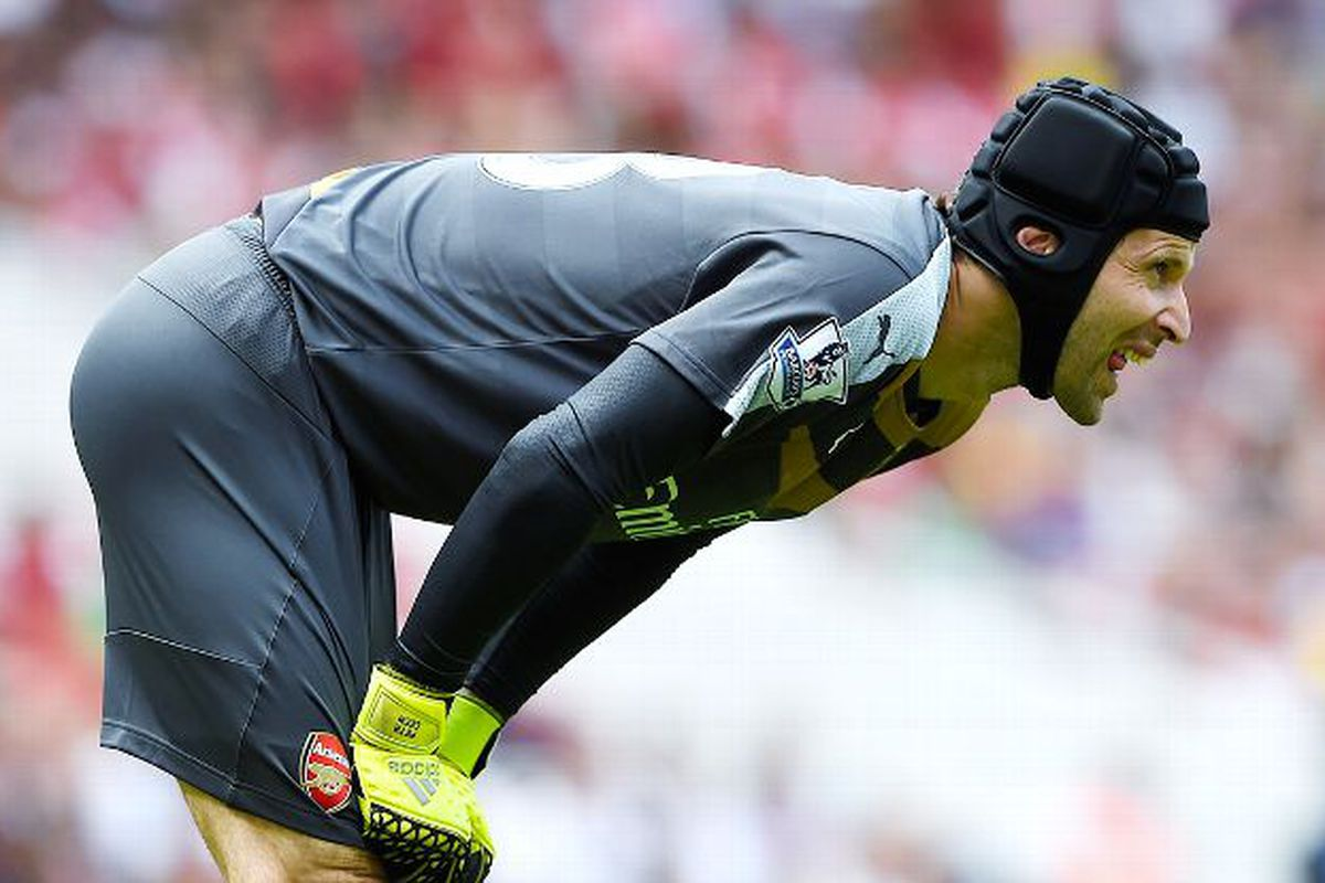 Petr Cech had a poor debut for Arsenal. Was it simply a bad day at the Emirates, or a warning of things to come?