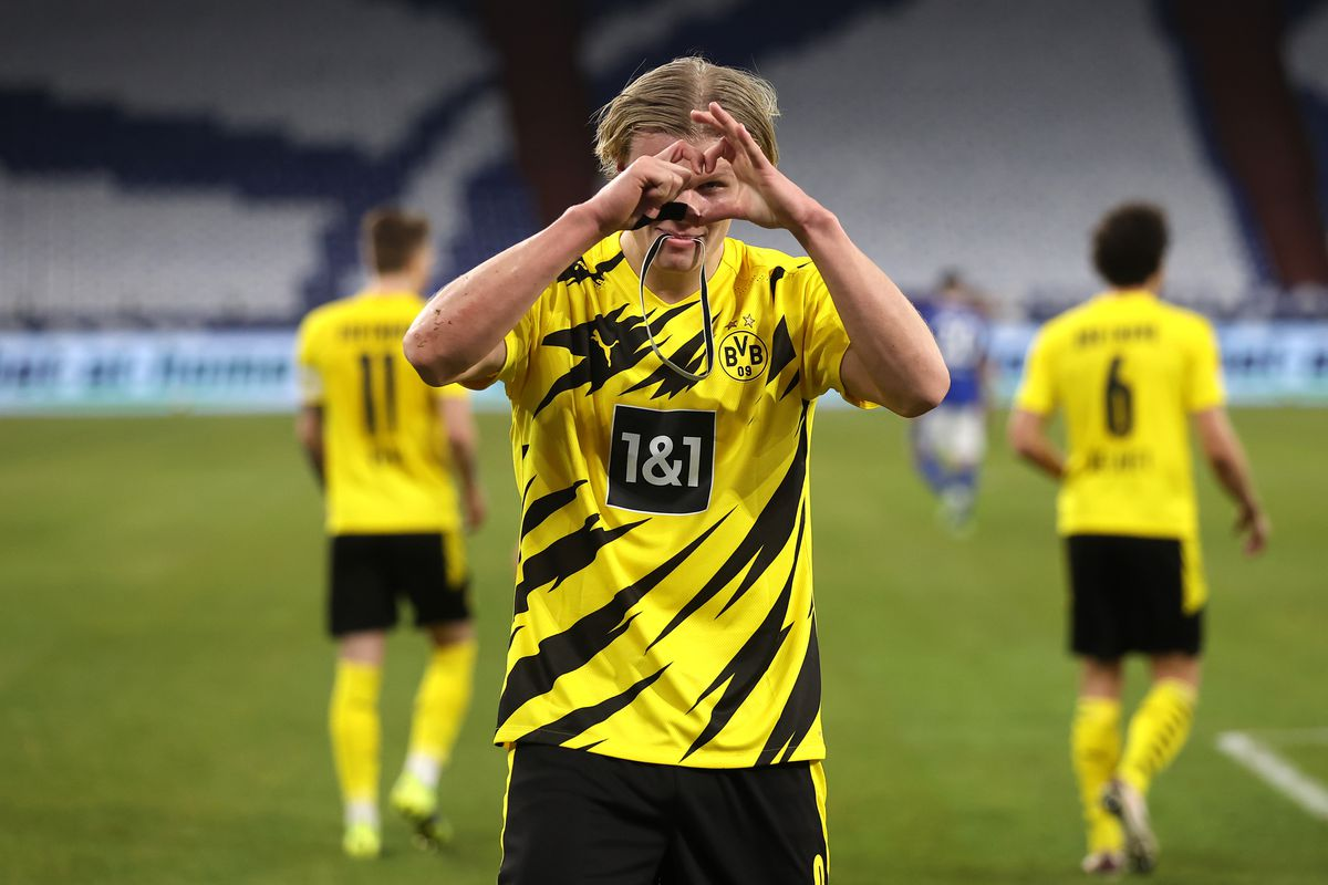 Raiola says 'only a maximum of 10 clubs' can afford Erling Haaland - Barca  Blaugranes
