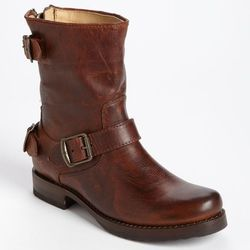 Frye 'Veronica' Back Zip Short Boot, marked down to $198.90 from $297.95