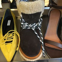 Chanel boots, $530