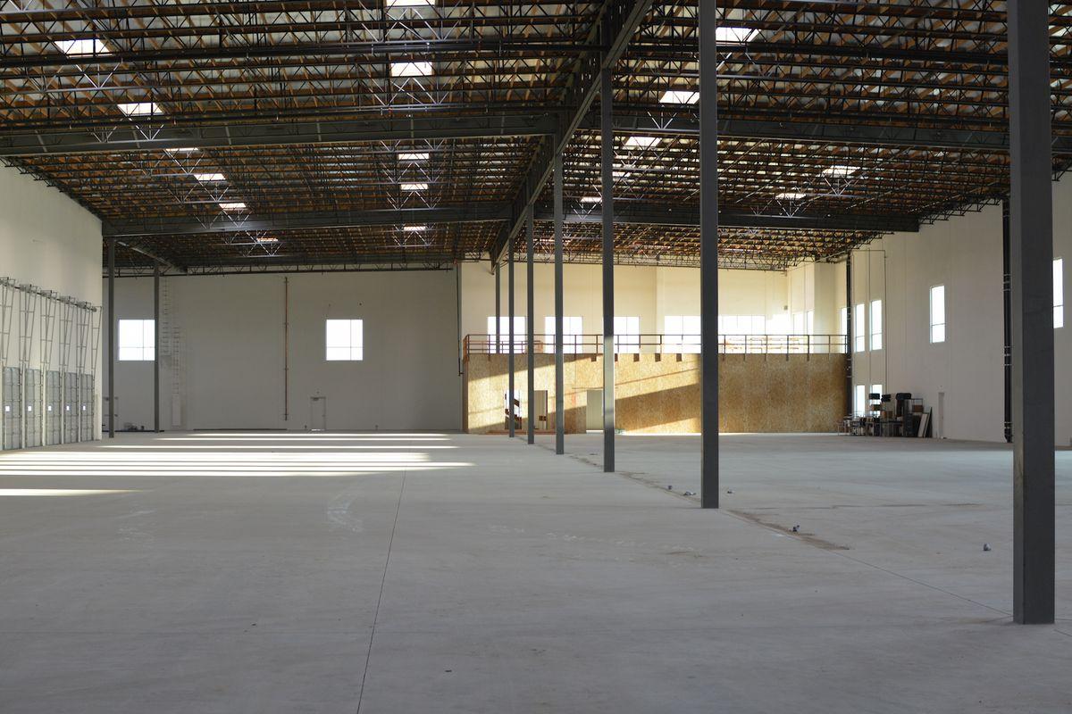 Inside Lagunitas Azusa