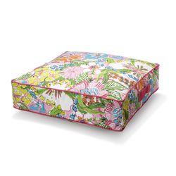 'Nosie Posey' floor cushion, $40