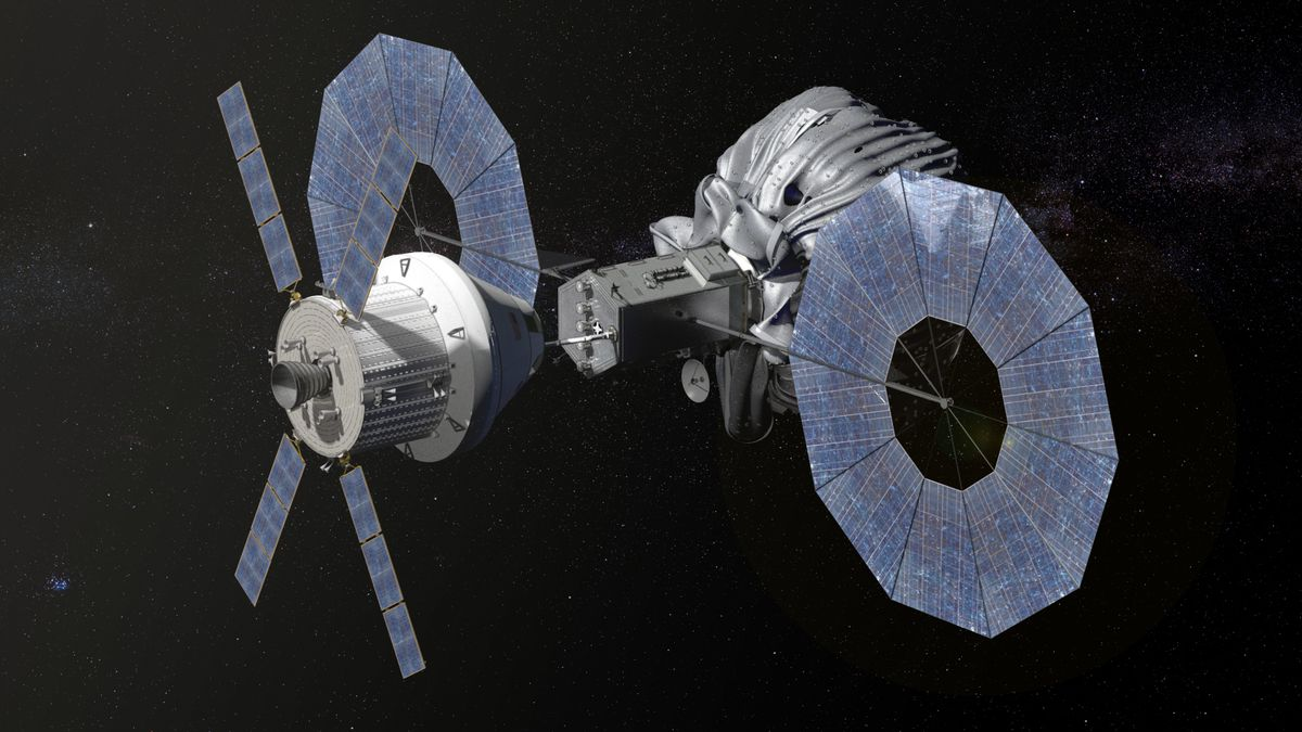 asteroid redirect orion