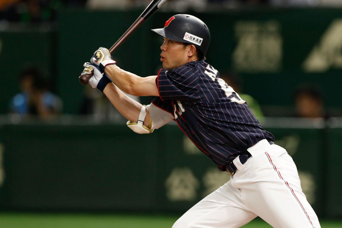 Japan All-Star Series: Japan v. MLB All-Stars
