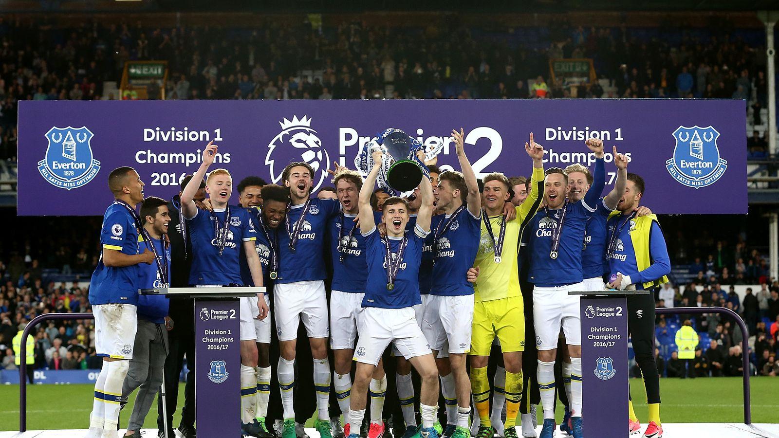 Everton English Premier League Season Preview: Under-23s ...