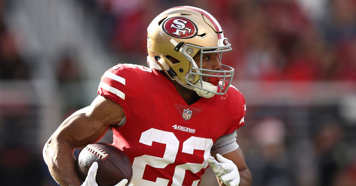 Matt Breida talks about his favorite number, food, his favorite play from last year & more