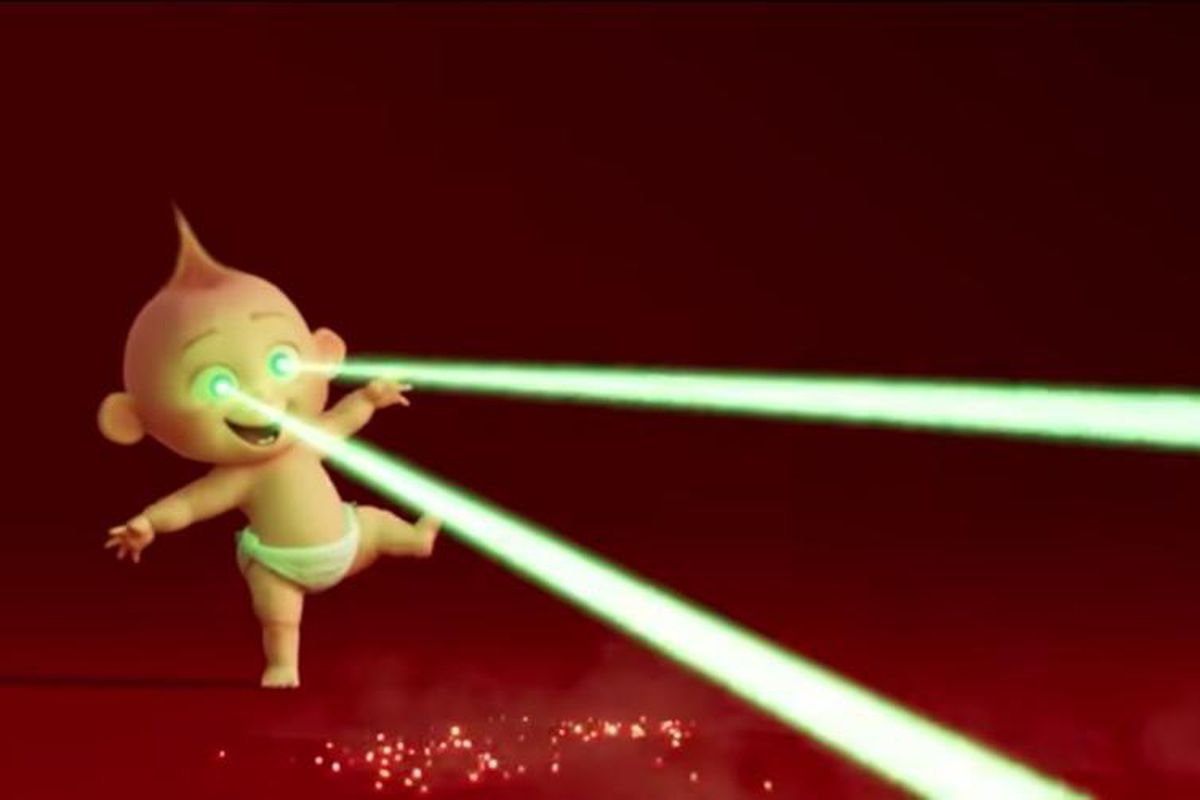 Disney Pixar Releases Incredibles 2 Trailer Starring Baby Jack Jack And His Superpowers Deseret News