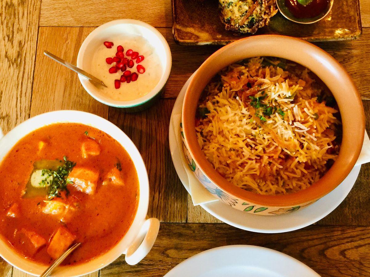 Dastaan, one of the best north Indian restaurants in London