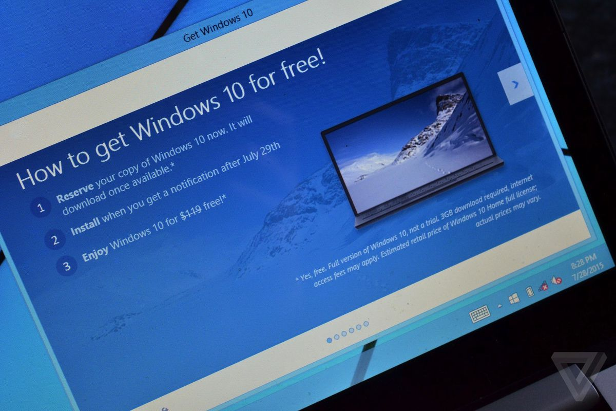 How to get the Windows 10 update - The Verge