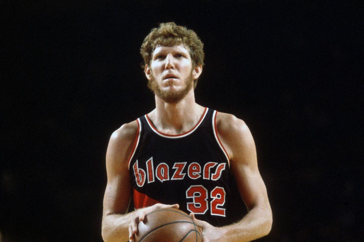 Bill Walton, Portland Trail Blazers 1977