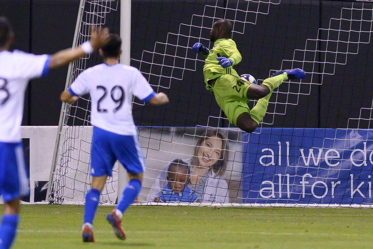 MLS: Rowdies Suncoast Invitiational-Montreal Impact at DC United