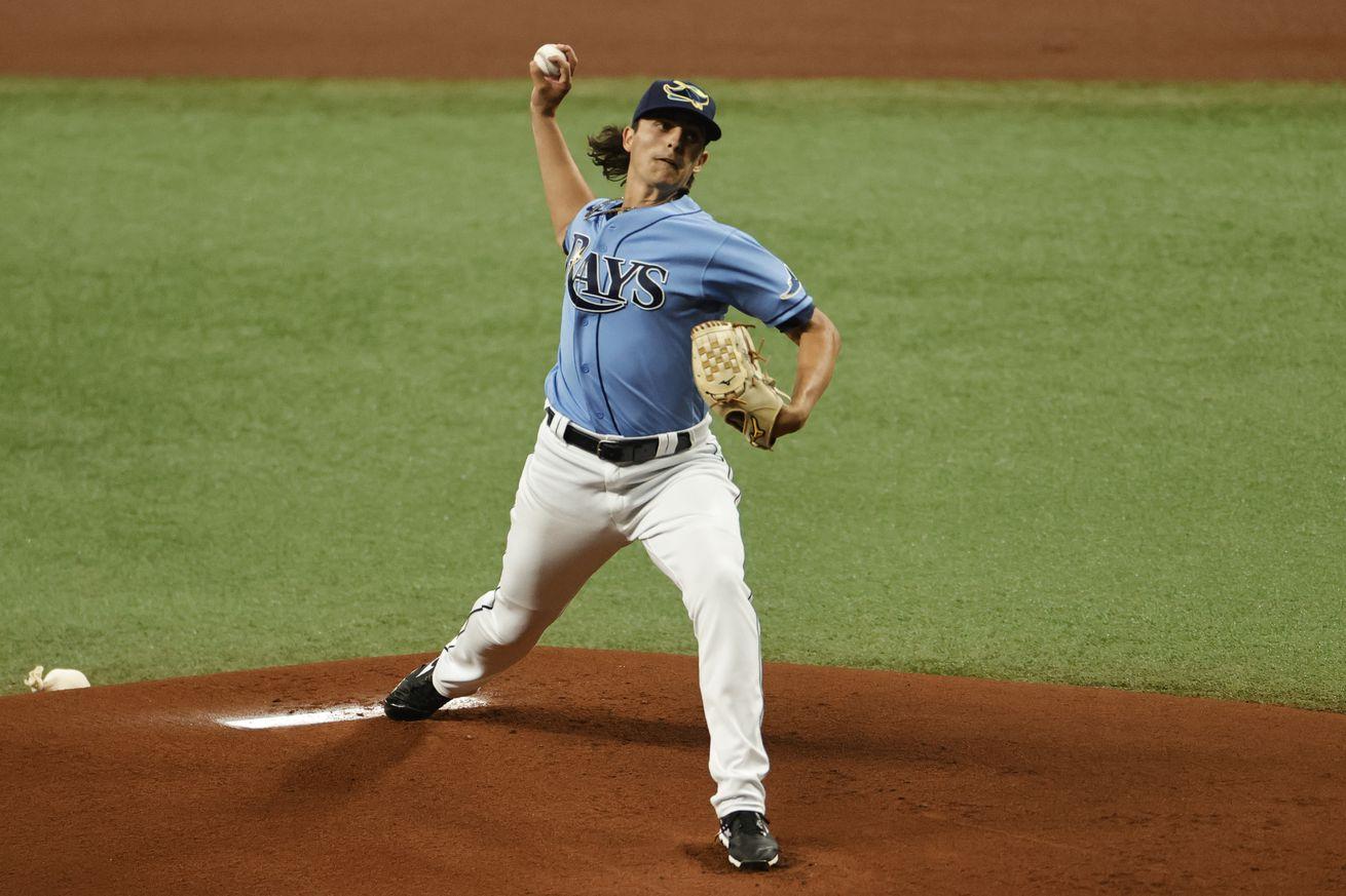New York Yankees v Tampa Bay Rays