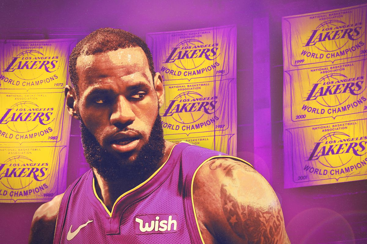 huge discount bb438 b0b91 LeBron James–to-the-Lakers Instant Reactions! - The Ringer