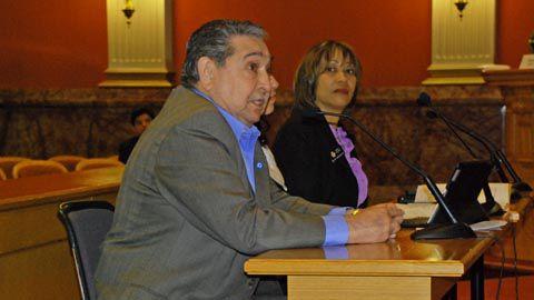 Former Rep. Val Vigil