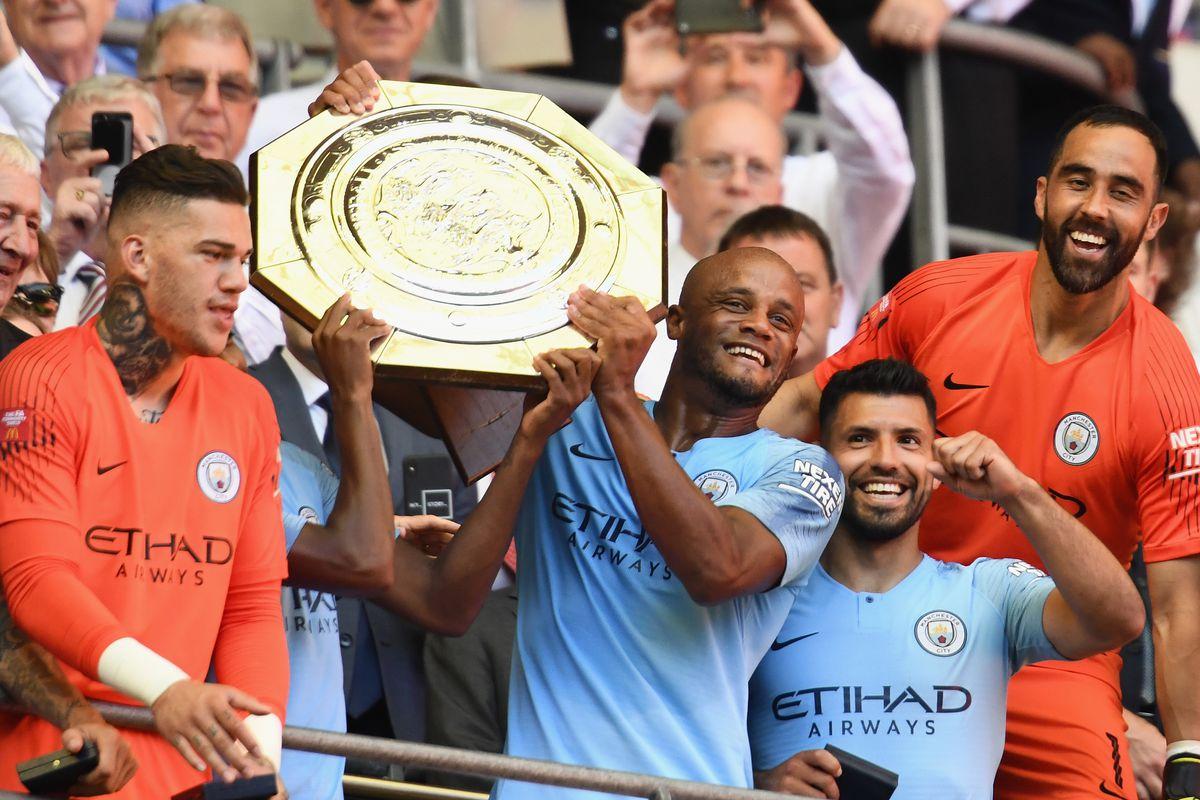 Manchester City v Chelsea - FA Community Shield