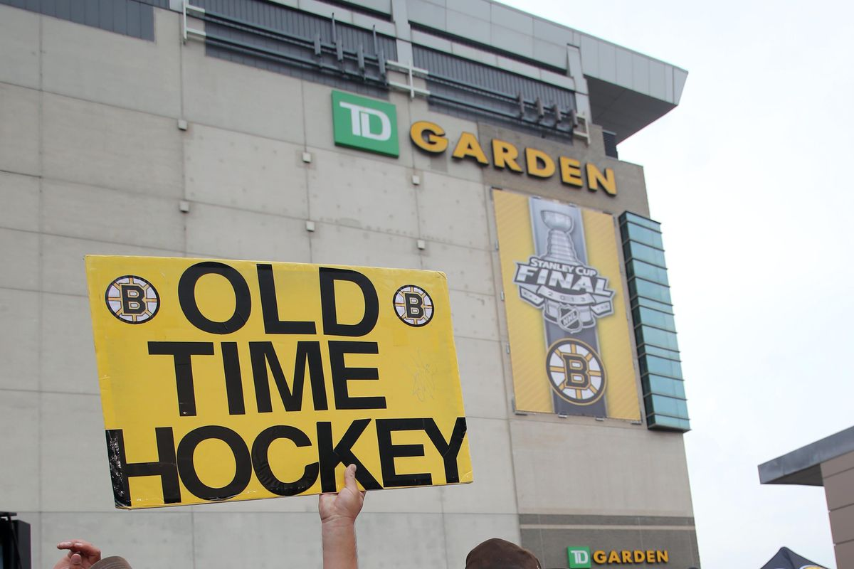 """Putting the """"old"""" back in """"old time hockey"""""""