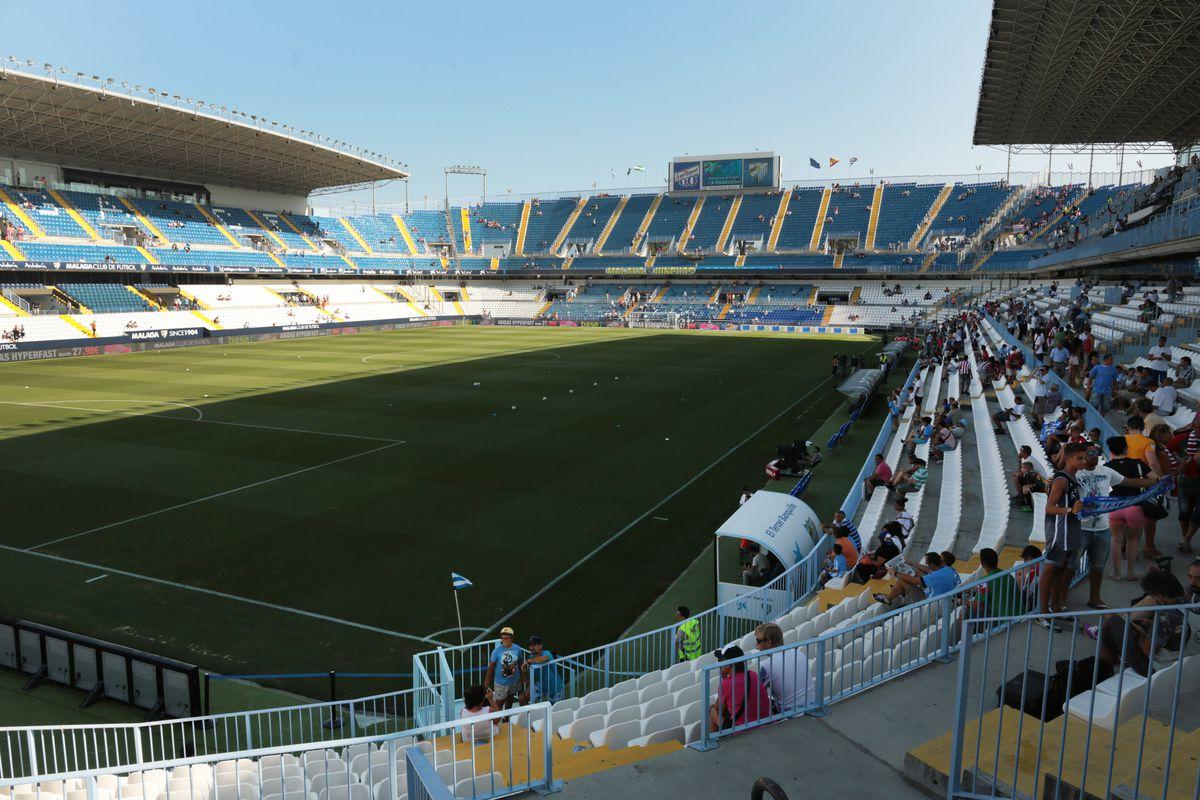 Malaga CF V Athletic Club de Bilbao - La Liga