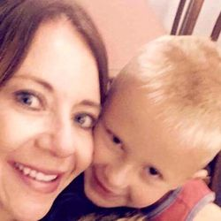 """Memorez Rackley, left, of Sandy, and her son, Jase, 6, were shot and killed Tuesday, June 6, 2017, in Sandy. Rackley's middle son, Myles, 11, and the 8-year-old daughter of a """"good Samaritan"""" who attempted to help the family were also shot and injured. The gunman, identified by police as Jeremy Patterson of Draper, also died in the shooting."""