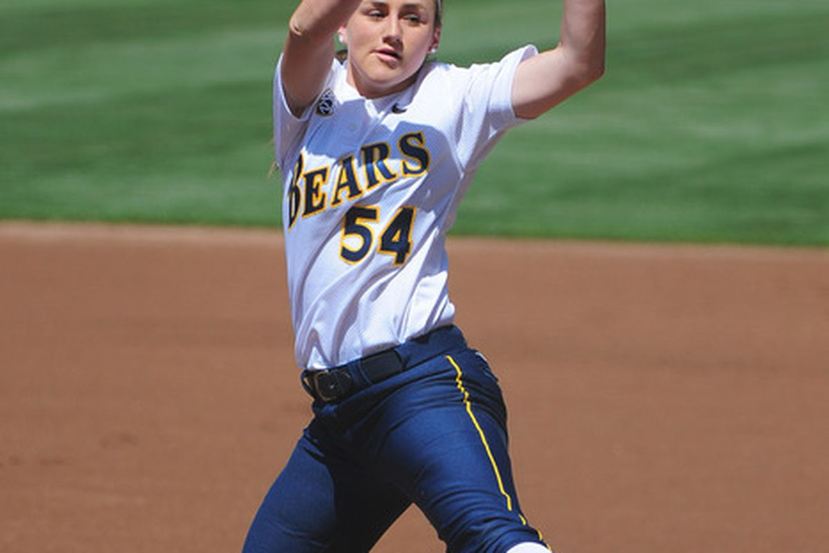 Keeping track of everything Jolene Henderson can make a softball do with an underhand motion is quite a challenge.