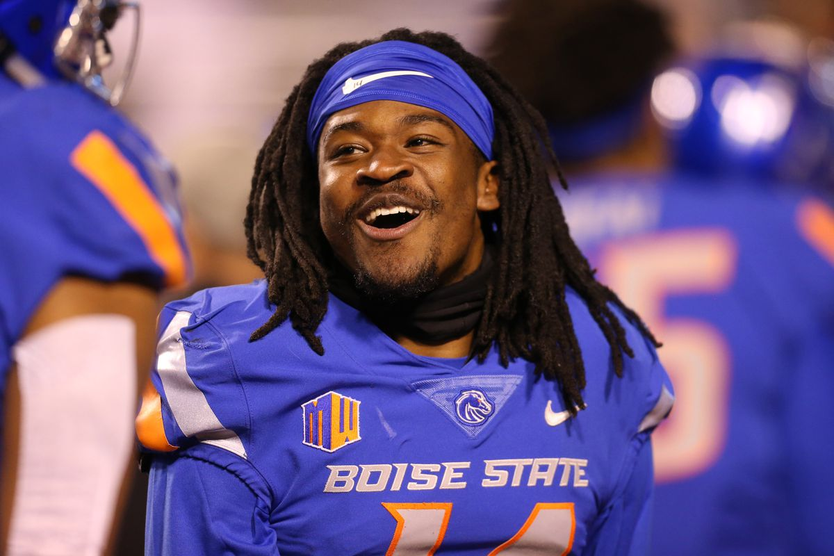 NCAA Football: Fresno State at Boise State