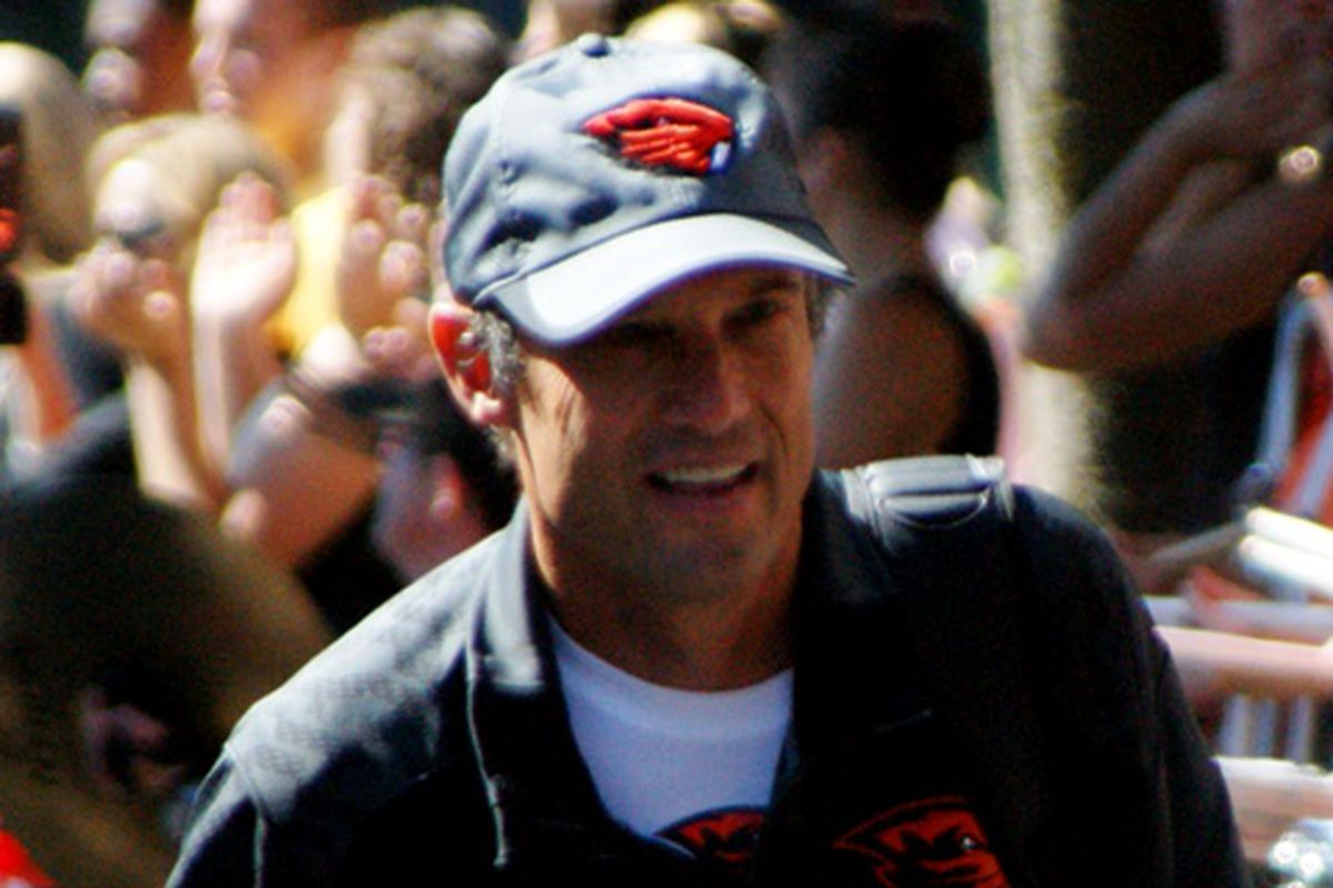 Head Coach Mike Riley says he's excited to begin his 14th season at Oregon St.