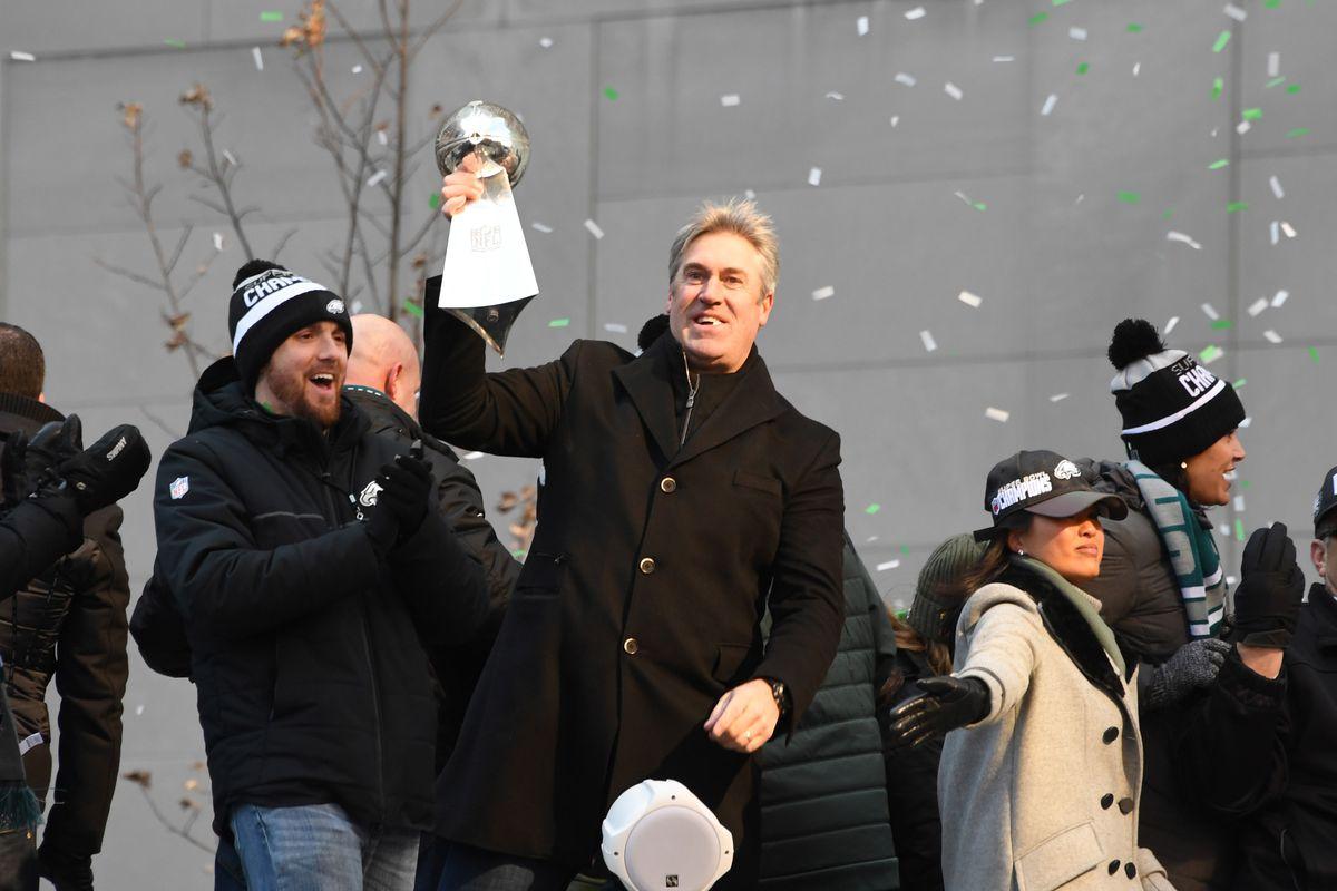 NFL: Super LII Champions-Philadelphia Eagles Celebration